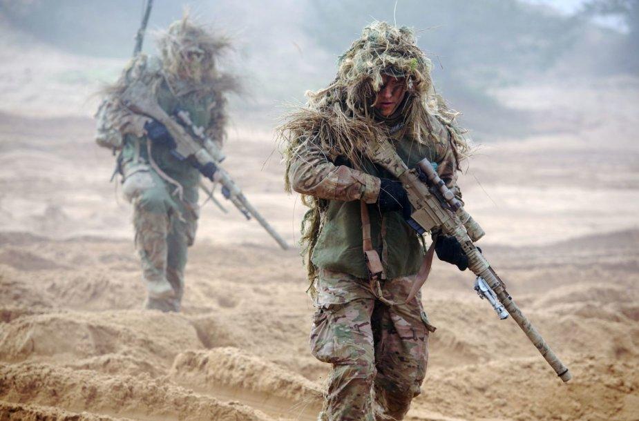 Latvijos kariai