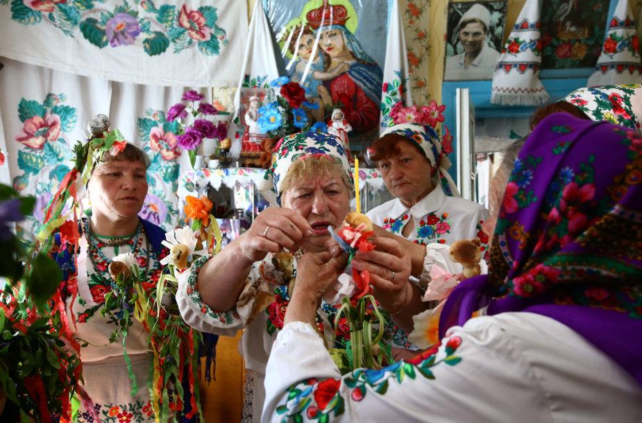 Baltarusijos kaimo gyvenimas