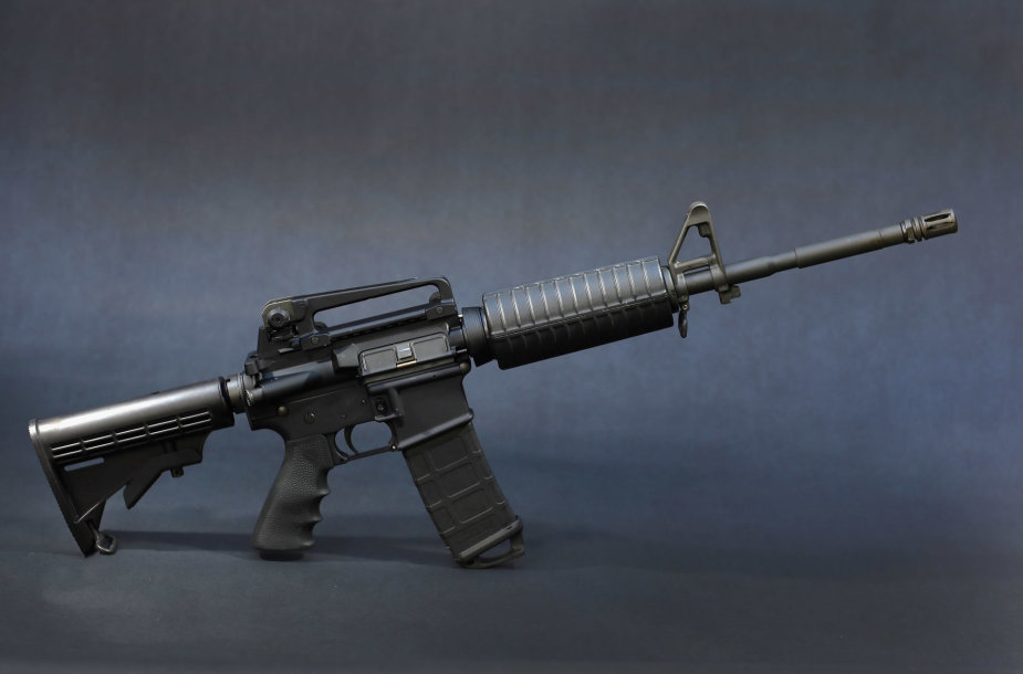 Automatinis šautuvas