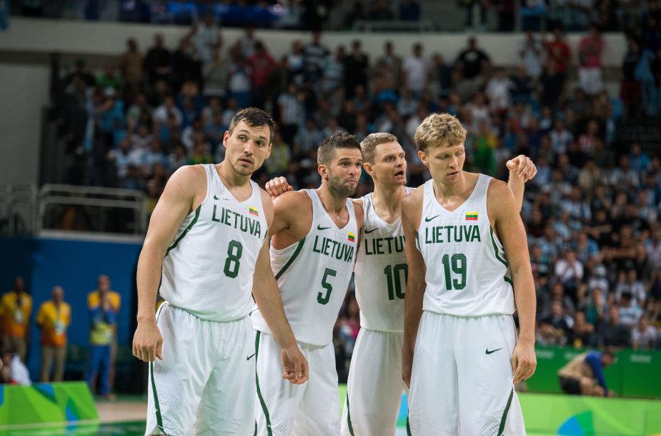 Argentina – Lietuva