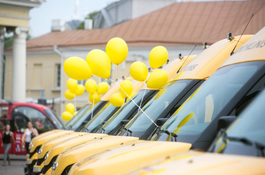 Mokykliniai autobusiukai