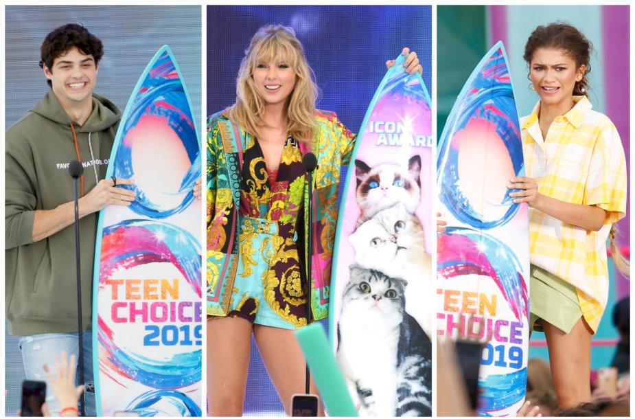 """""""Teen Choice Award"""" apdovanojimai"""