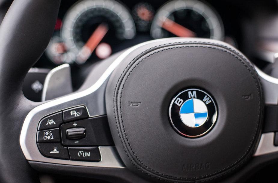 Naujasis penktosios serijos BMW