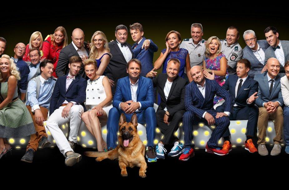 Naujo TV3 sezono žvaigždės