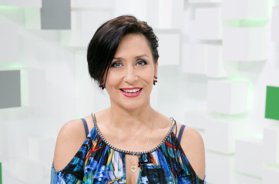 15min studijoje - Irena Starošaitė surengė mini koncertą