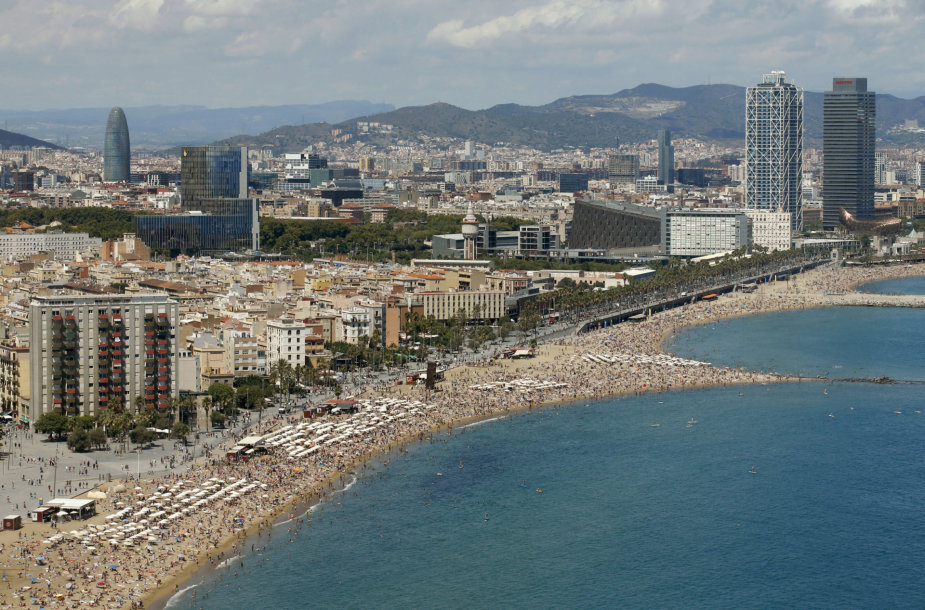 Sant Sebastia paplūdimys