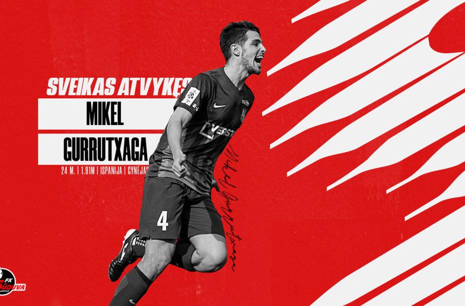 Mikelis Gurrutxaga