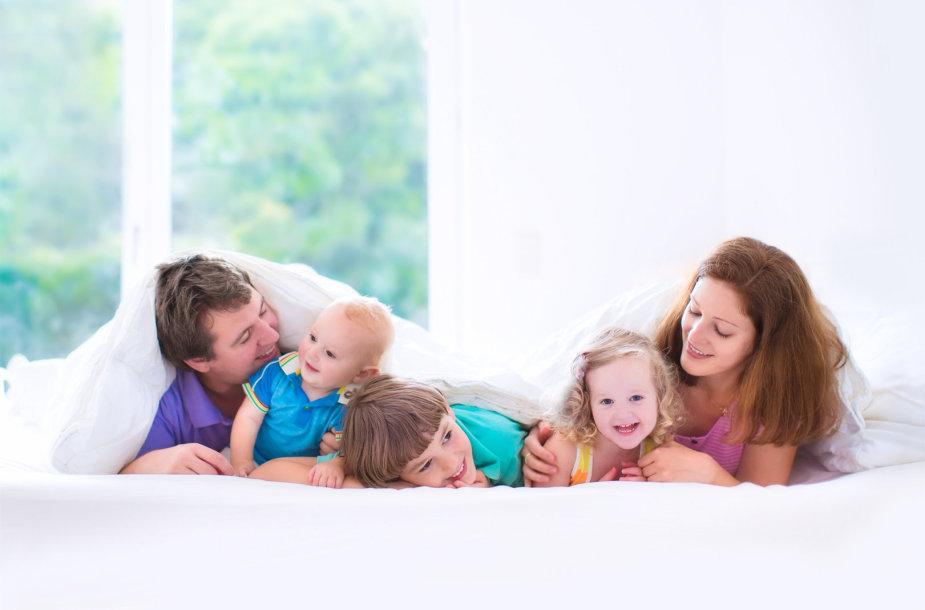 Daugiavaikė šeima