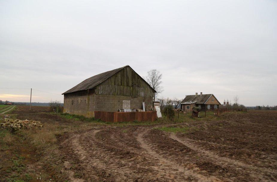 Jurbarko rajone moteris įsitikinusi, kad į jos vienkiemį įsilaužia buvęs sugyventinis