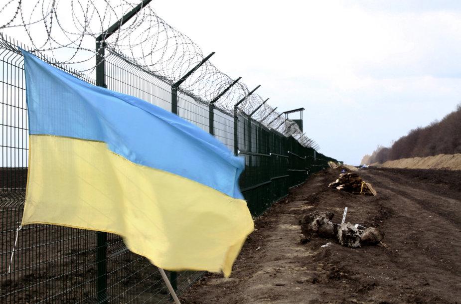 Siena tarp Ukrainos ir Rusijos
