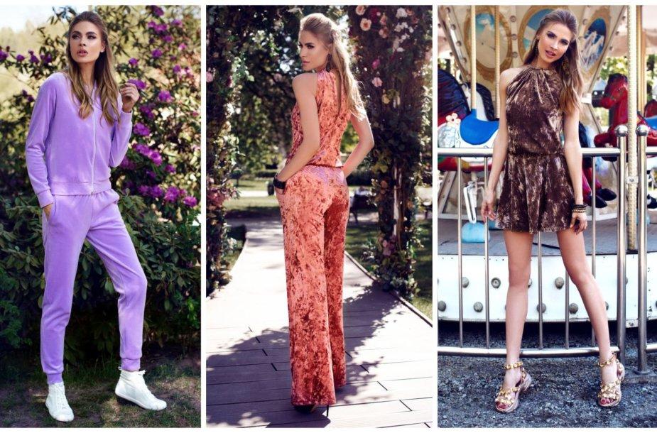 Simonos Starkutės pavasario/vasaros aprangos kolekcija