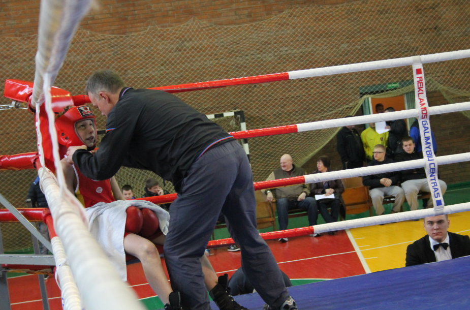 Lietuvos jaunių bokso pirmenybės