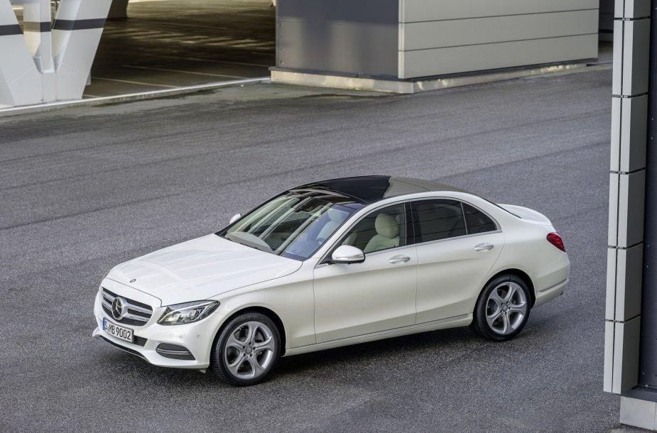 """""""Mercedes-Benz"""" C klasė"""