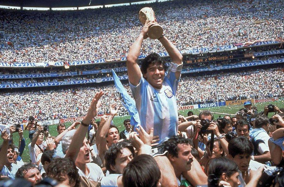 Diego Maradona 1986-ųjų pasaulio čempionate