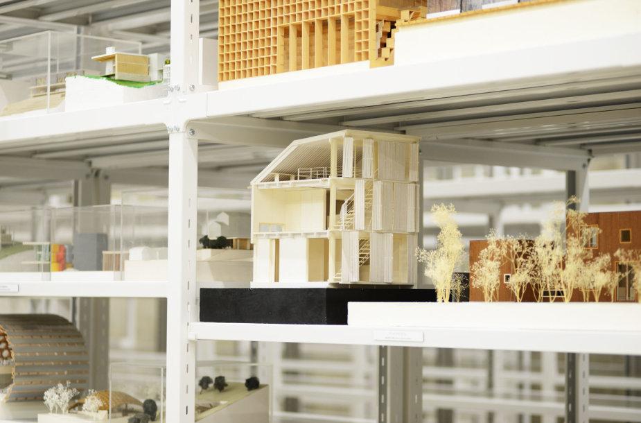 Architektūrinių maketų muziejus Tokijuje