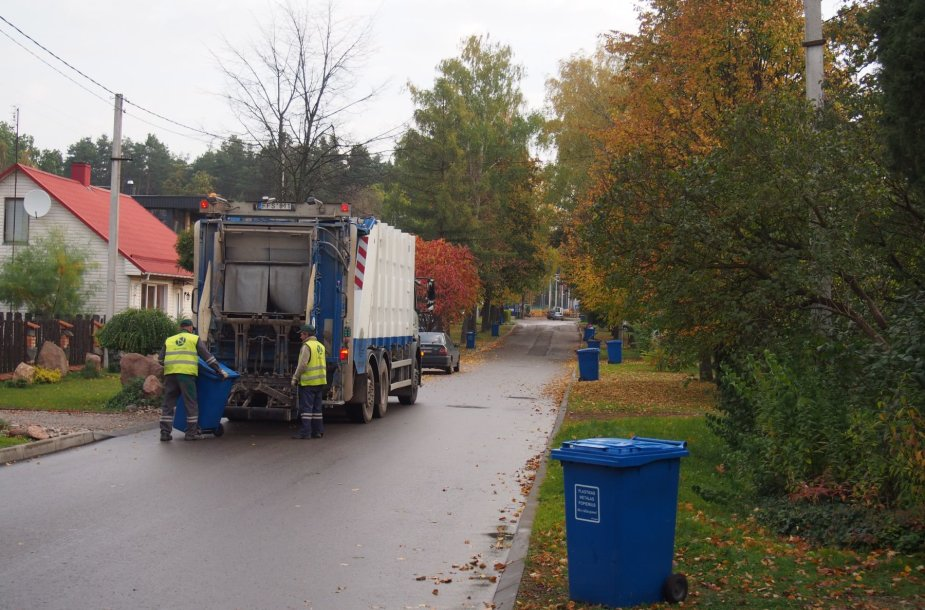 Pakuočių atliekų tvarkymo sistema įgauna pagreitį