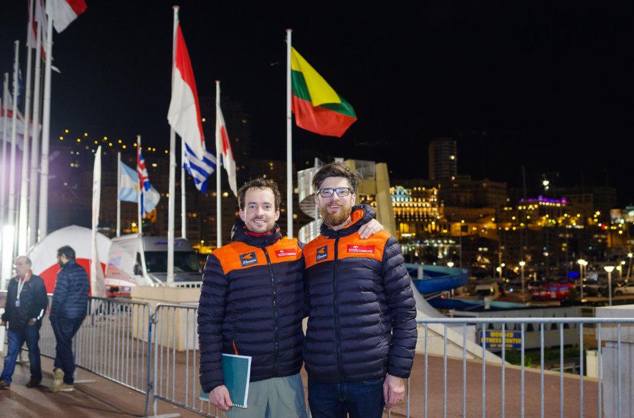 """Paskutinė """"Rallye Monte-Carlo Historique"""" diena"""