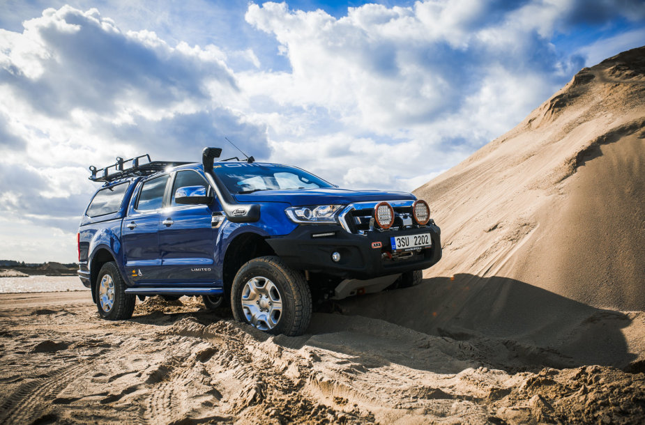 """Ford Ranger"" su ARB modifikacijomis"