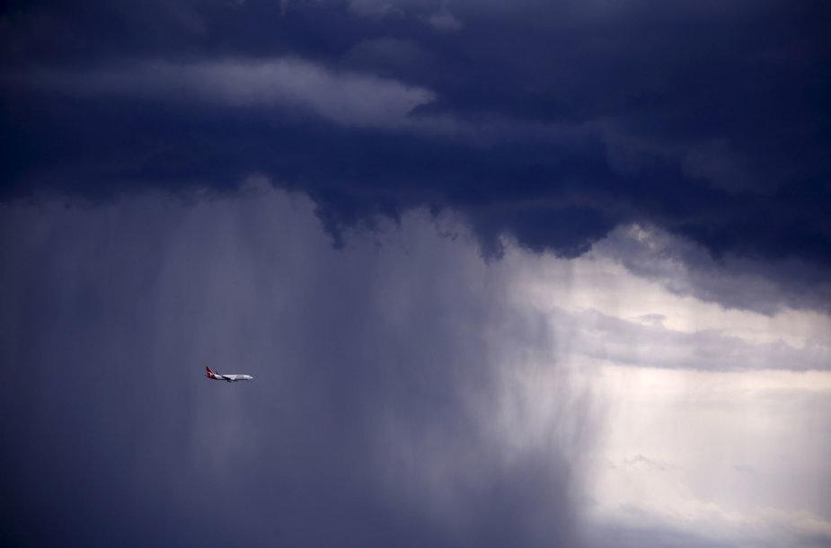 """Qantas"" lėktuvas"