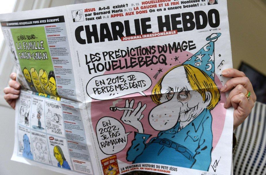 """Charlie Hebdo"" savaitraštis"