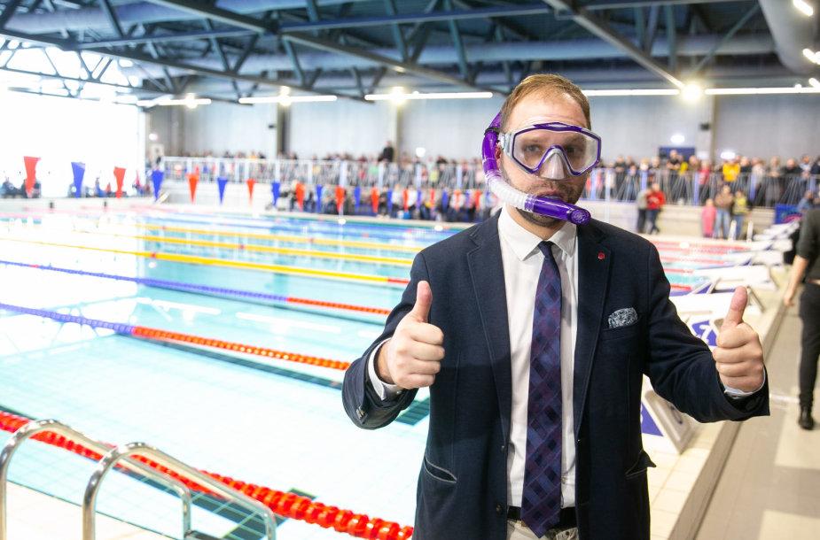 Vilniuje atidaromas Fabijoniškių baseinas