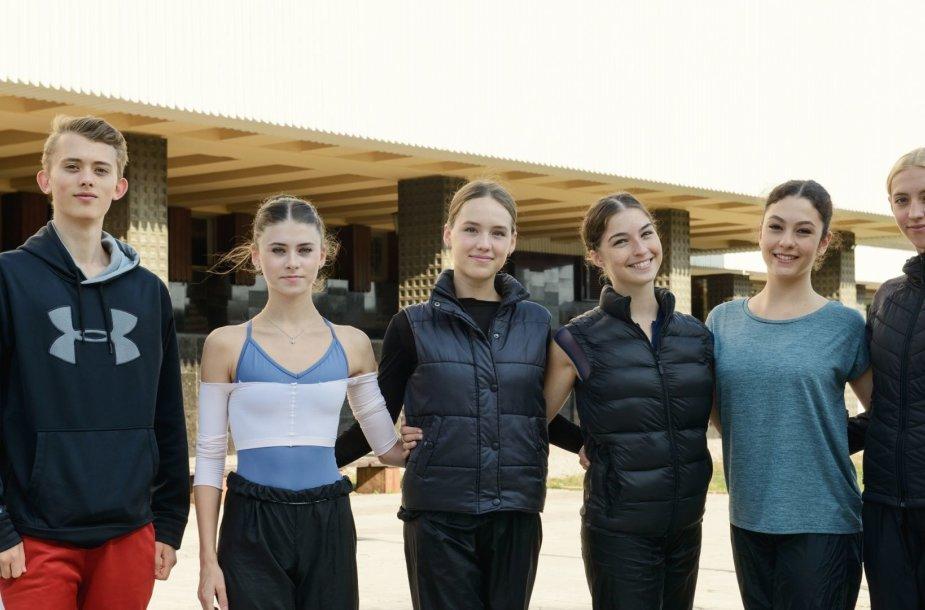 Baleto naujokai