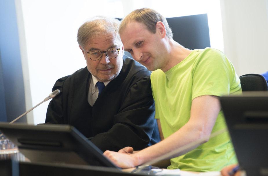 Donato Lukoševičiaus teismas Norvegijoje