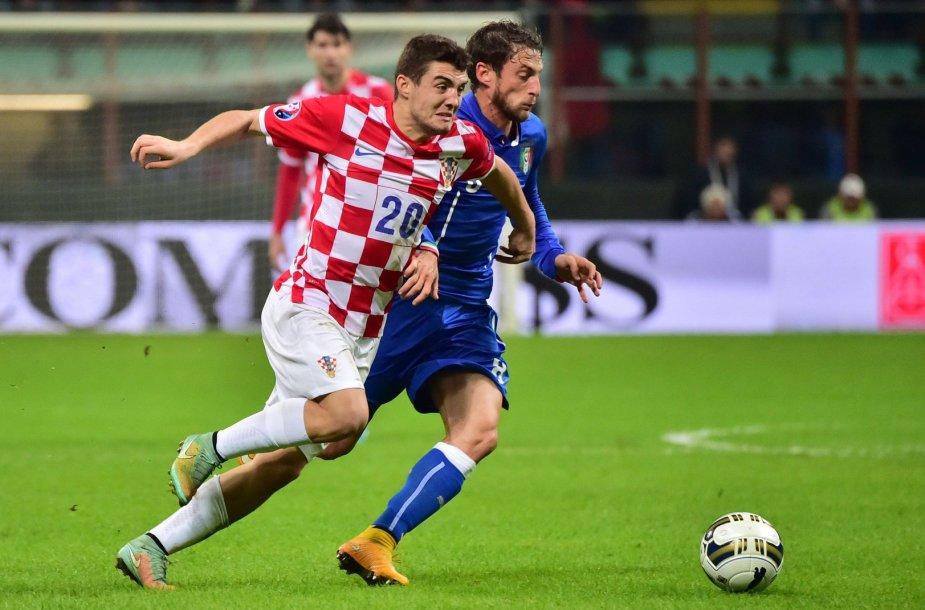 Kroatijos ir Italijos rungtynės