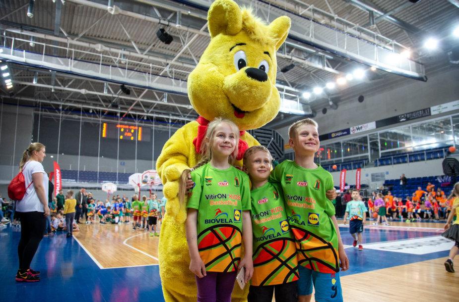 Lietuvos darželinukų krepšinio čempionatas