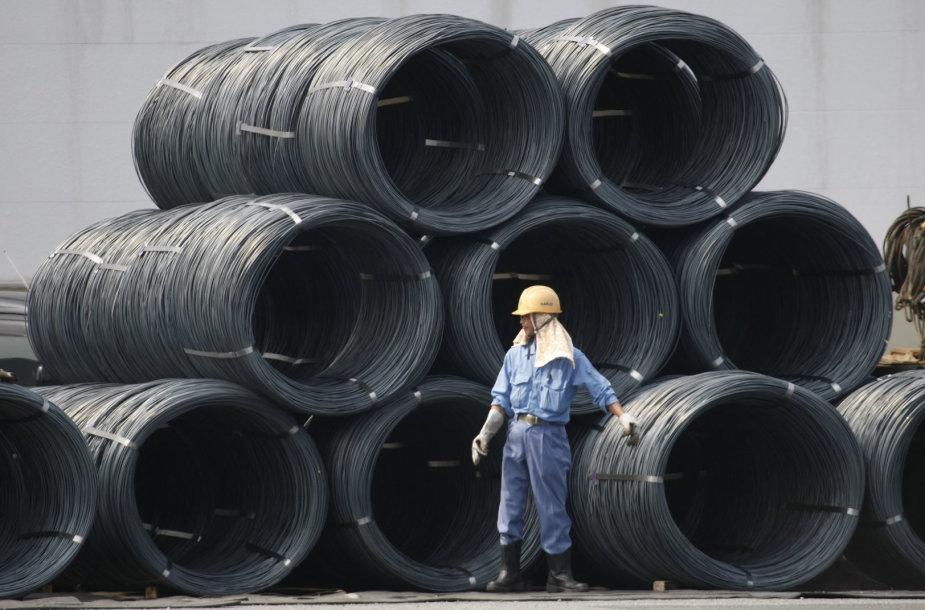 Plieno pramonė Japonijoje
