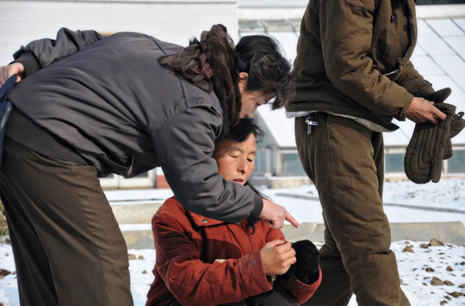 Šiaurės Korėjoje