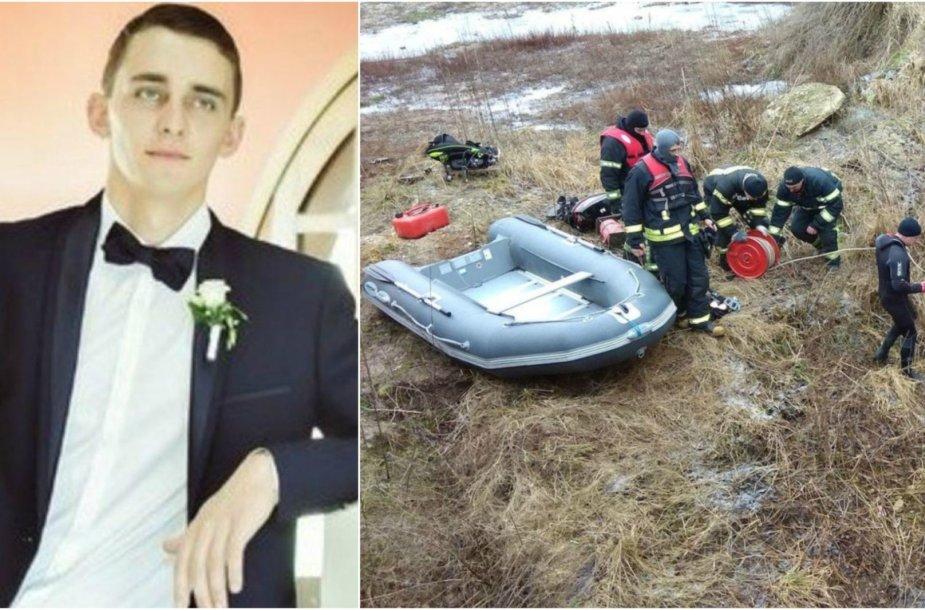 Pirminiais duomenimis, rastas 3 mėnesius ieškoto Igno Rubinsko kūnas