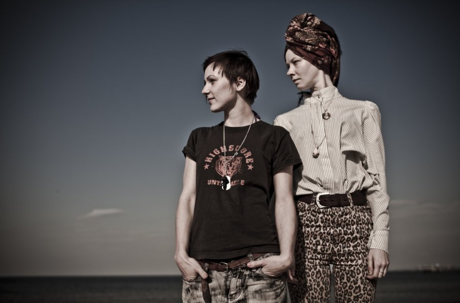 Dizainerės Astrid Großer ir Gerti Heinrich