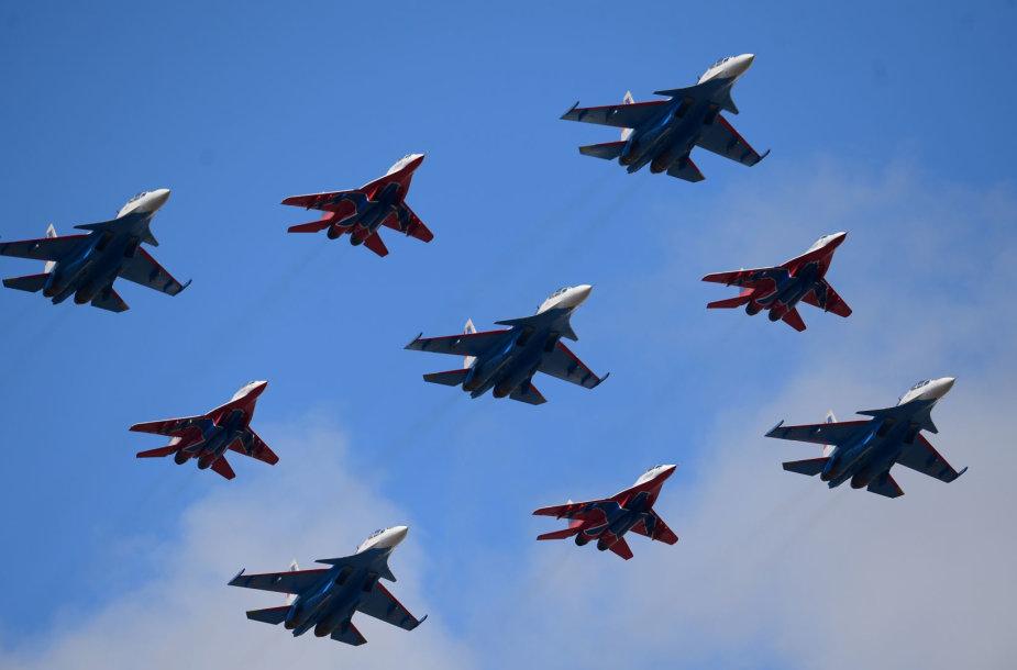 Naikintuvai MiG-29
