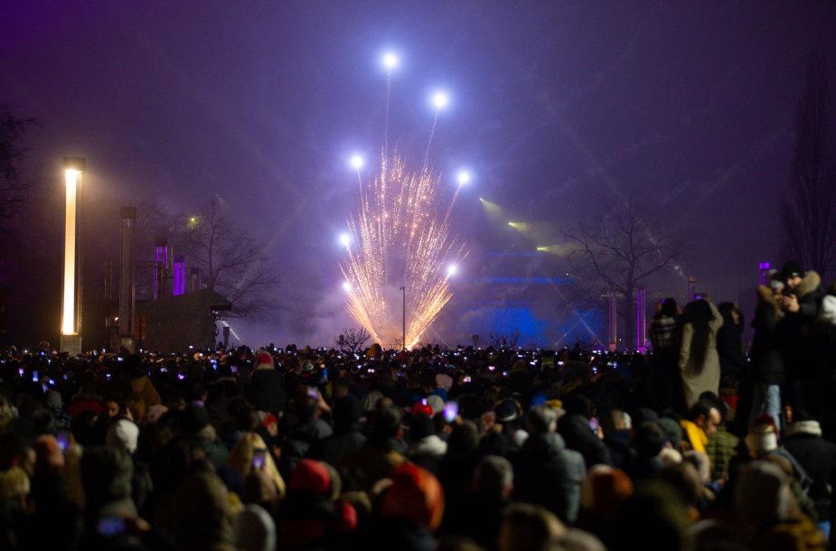 Naujieji metai Briuselyje