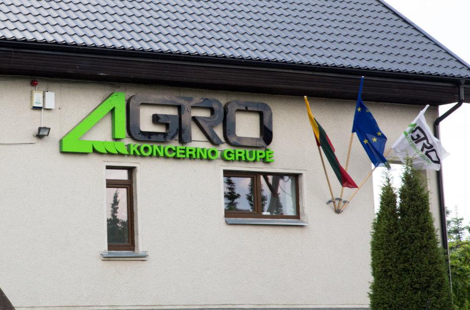 Agrokoncerno būstinė