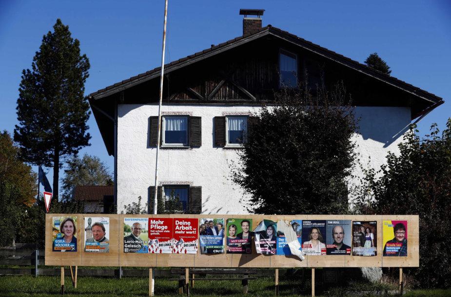 Rinkimai Bavarijoje