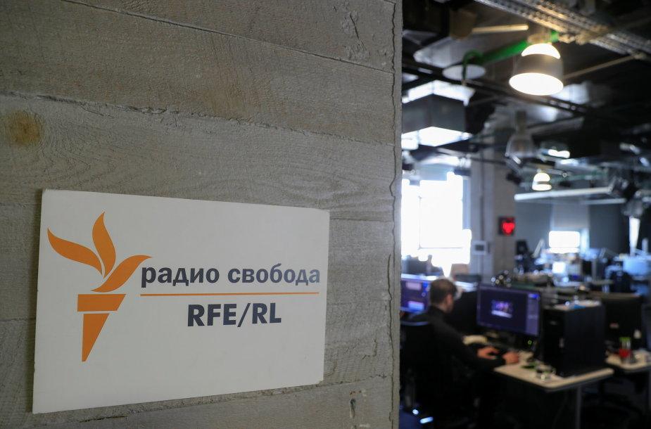 """""""Laisvosios Europos radijo/Laisvės radijo"""" rusų redakcija"""