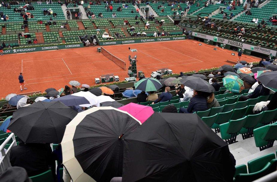 Serena Williams prieš Juliją Putincevą