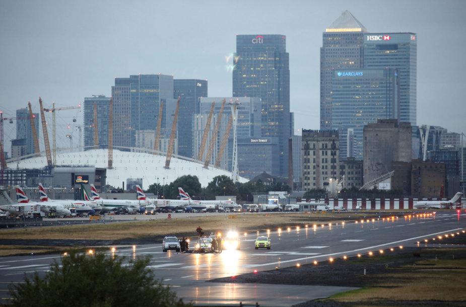 Londono Sičio oro uostas