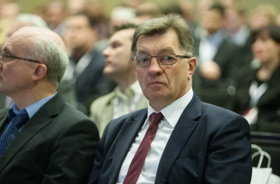 """Algirdas Butkevičius """"Lietuvos ekonomikos konferencijoje"""""""