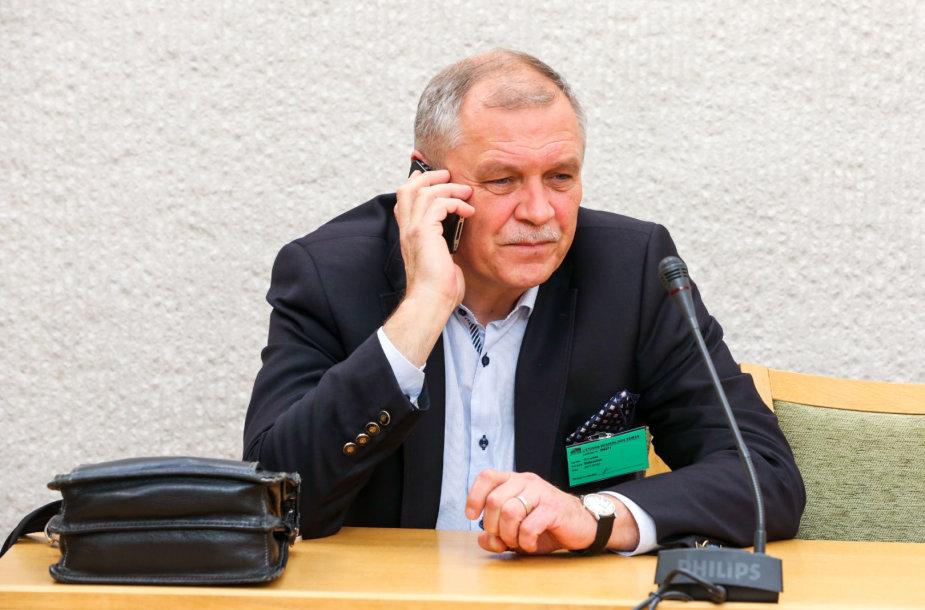 RImantas Šidlauskas