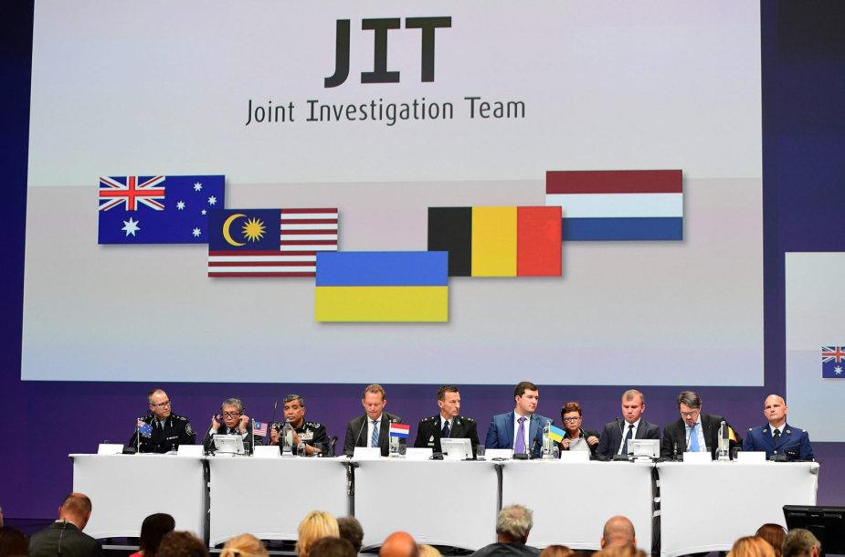 Tarptautinė tyrėjų komanda