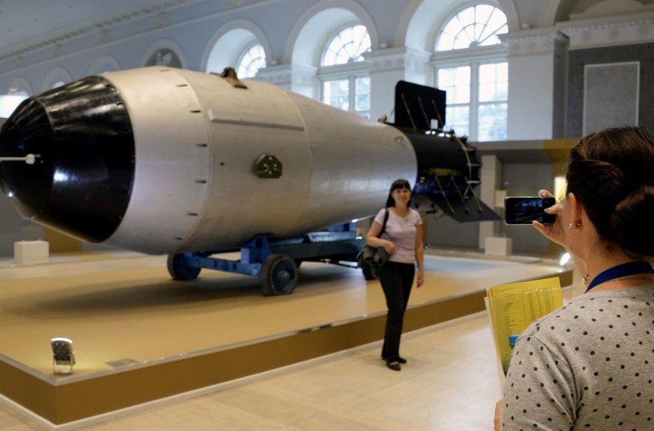 Sovietinės hidrogeninės bombos maketas