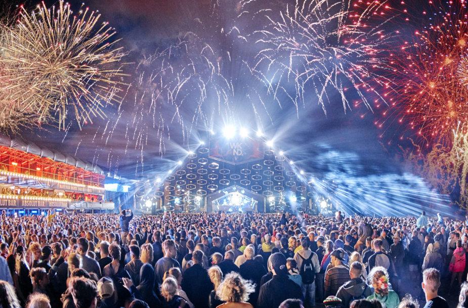 """Weekend Festival Baltic"""