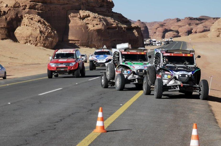 Penktasis Dakaro greičio ruožas