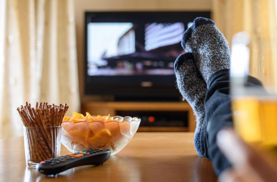 TV žiūrėjimas