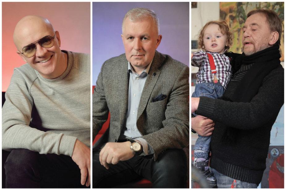 Ramūnas Rudokas, Arvydas Anušauskas ir Danas Andriulionis