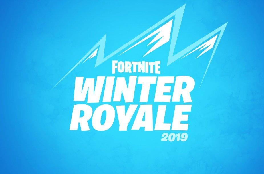 """Fortnite"" ""Winter Royale"" turnyras"