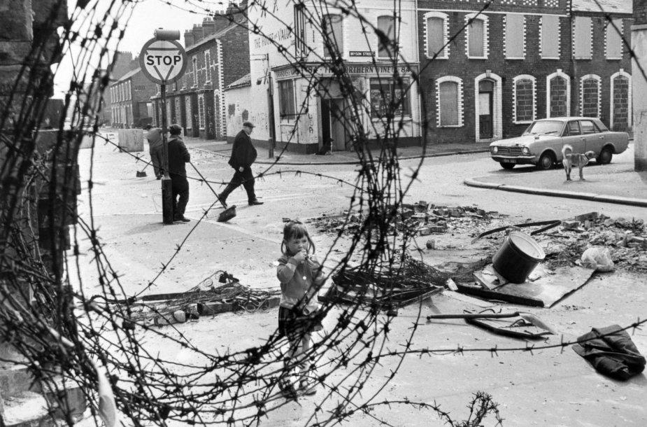 Belfastas per neramumus praėjusiame amžiuje